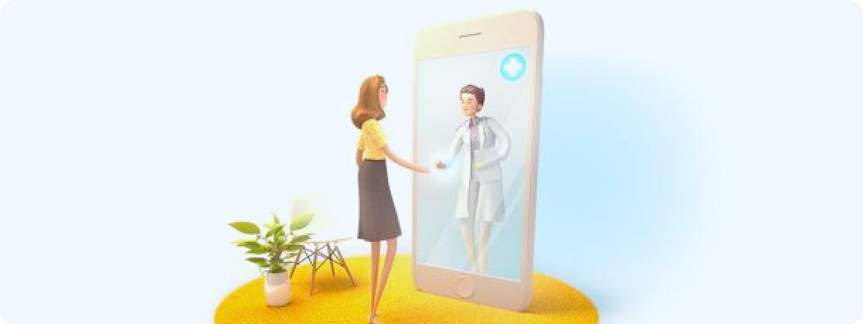 Dr. Posvet: zaseben kanal za posvet z zdravnikom