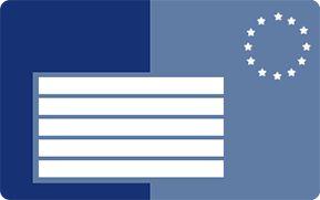 Evropska kartica zavarovanje za tujino Vzajemna