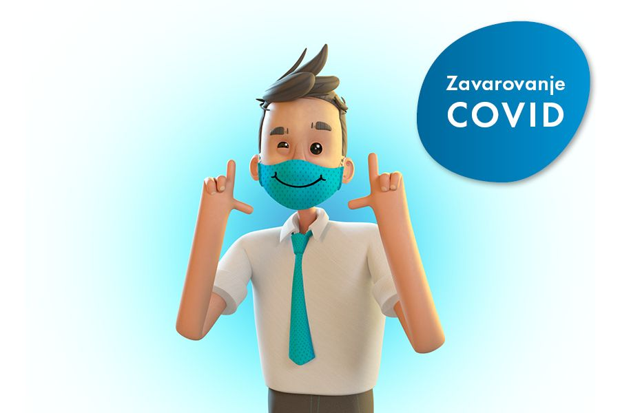 Zavarovanje Covid2