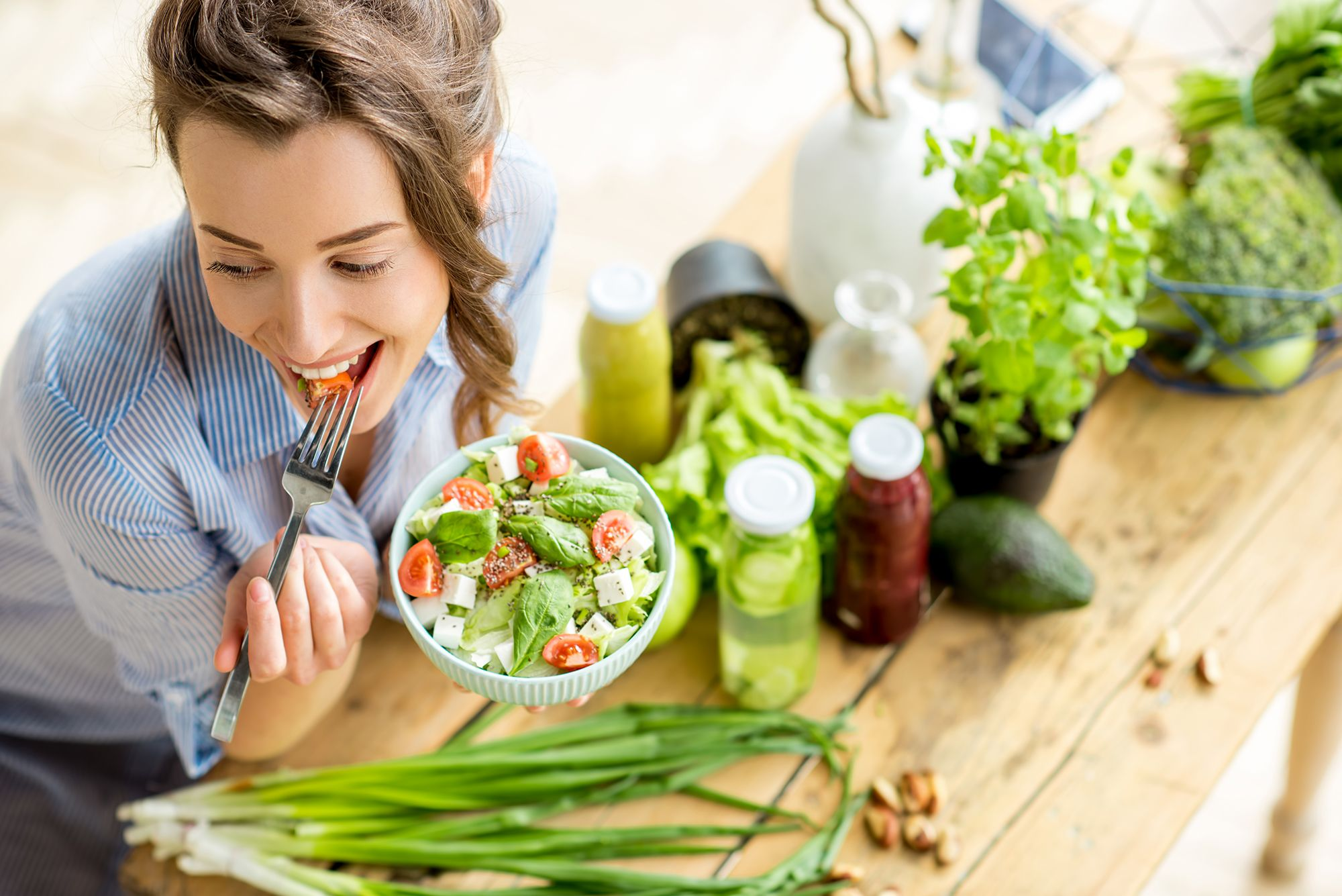 Stres, prehrana in kožne bolezni so močno povezani.