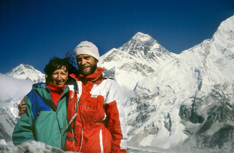 Andrej Štremfelj in Marija Štremfelj
