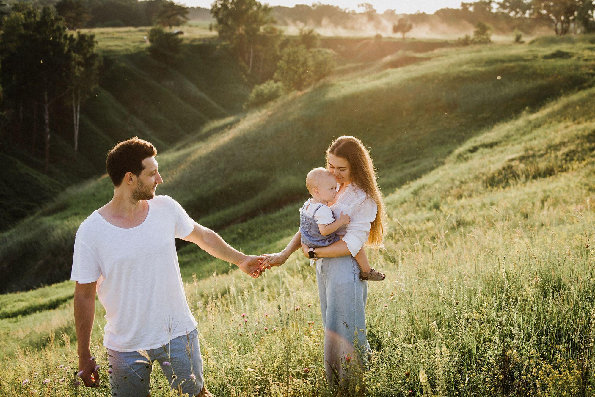 družina, plodnost in prehrana