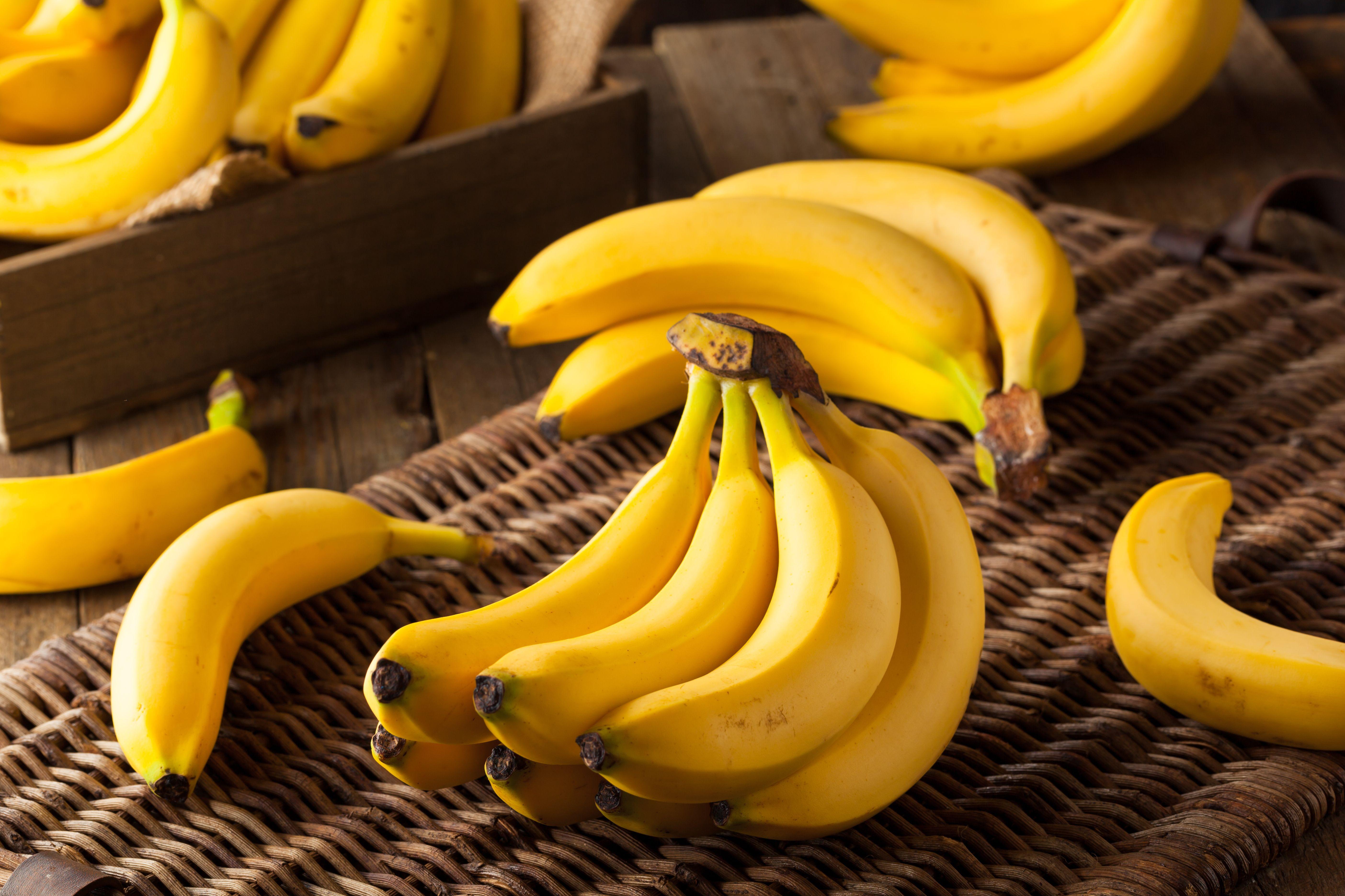 Banane, prebiotiki, prebiotiki v hrani, hrana, bogata s prebiotiki