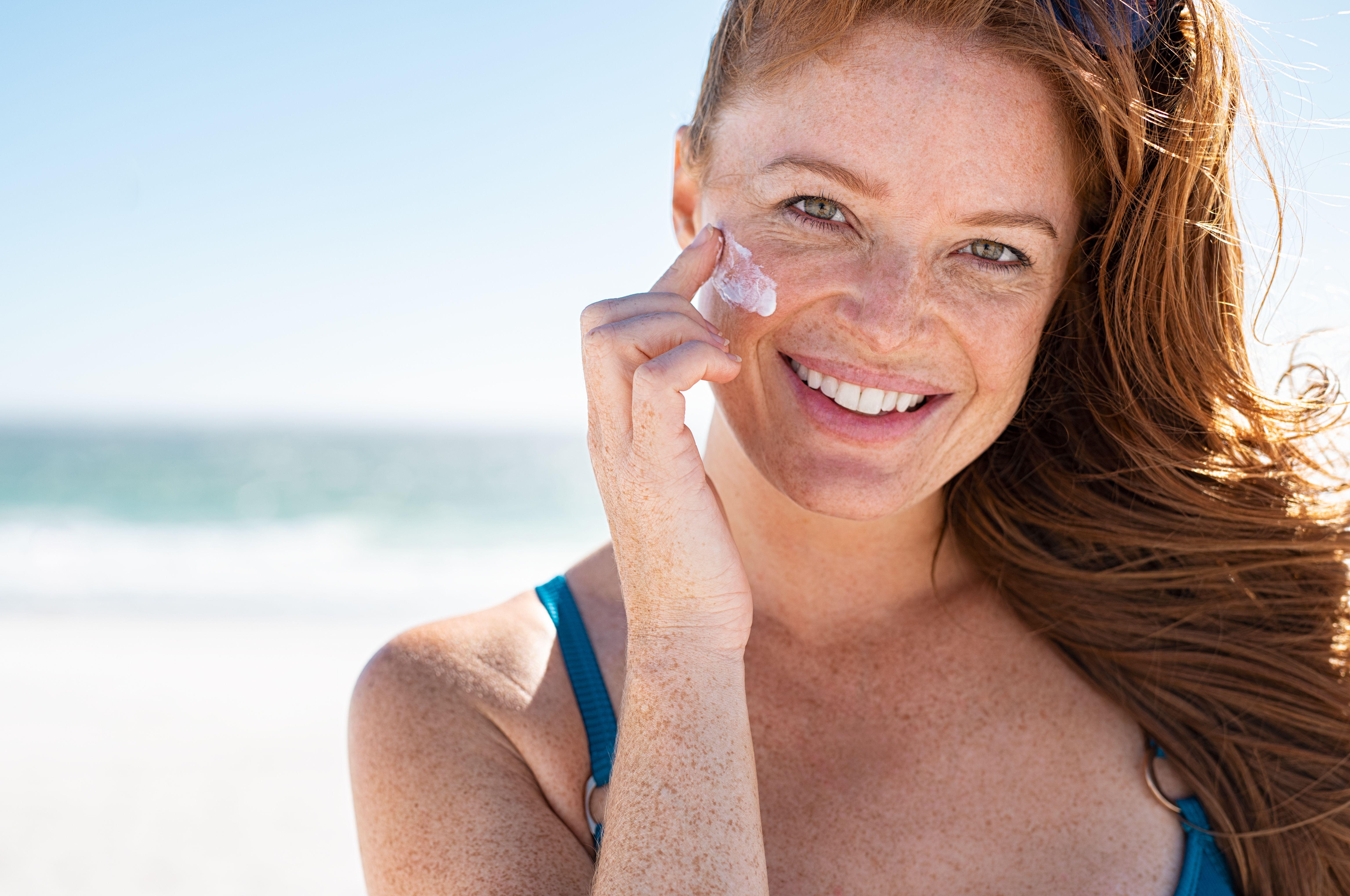hiperpigmentacija, rjavi madeži na koži.