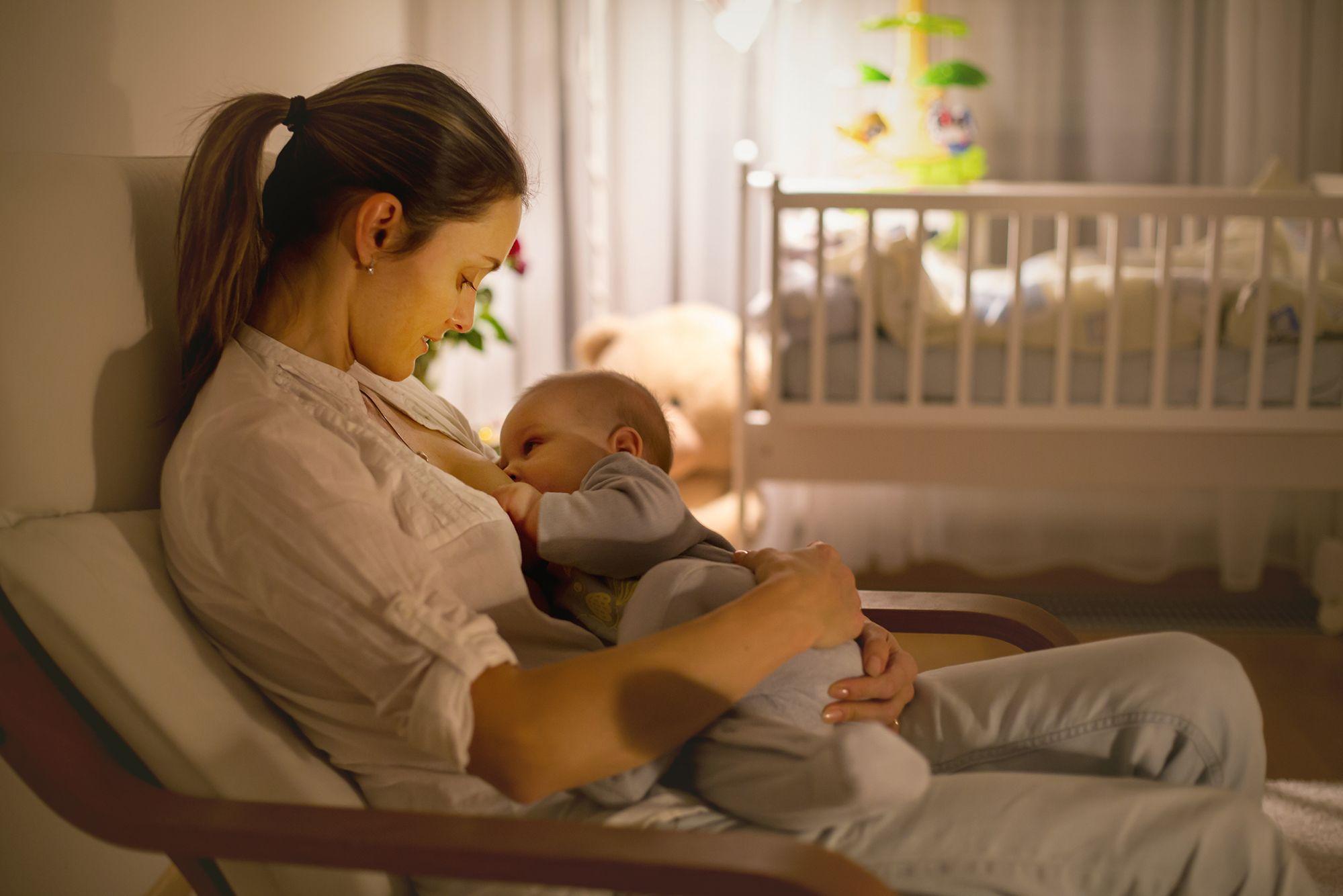 dojenje in možnost zanositve