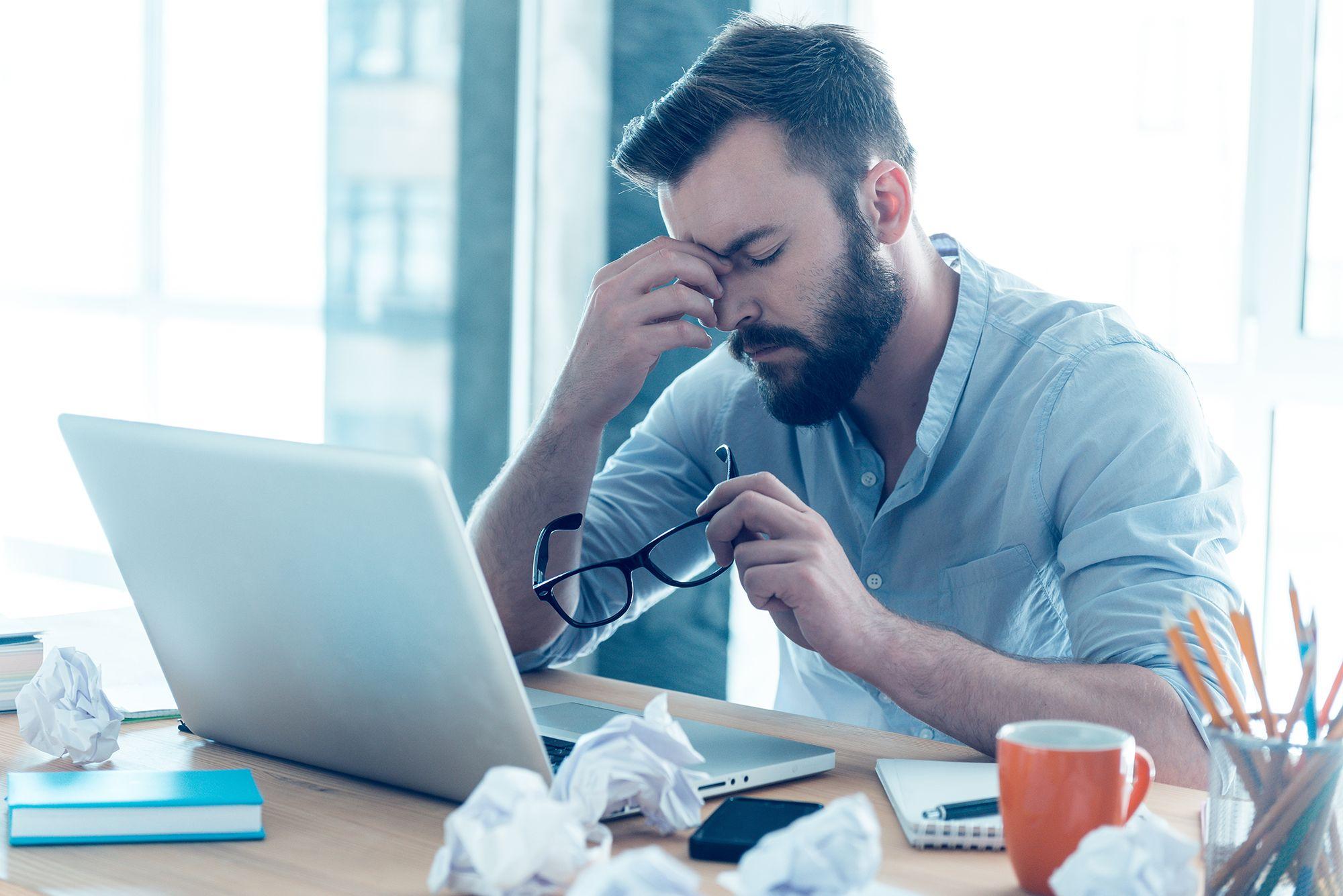 Posledice pomanjkanja spanja so razdražljivost, slabši spomin, slabša pozornost.