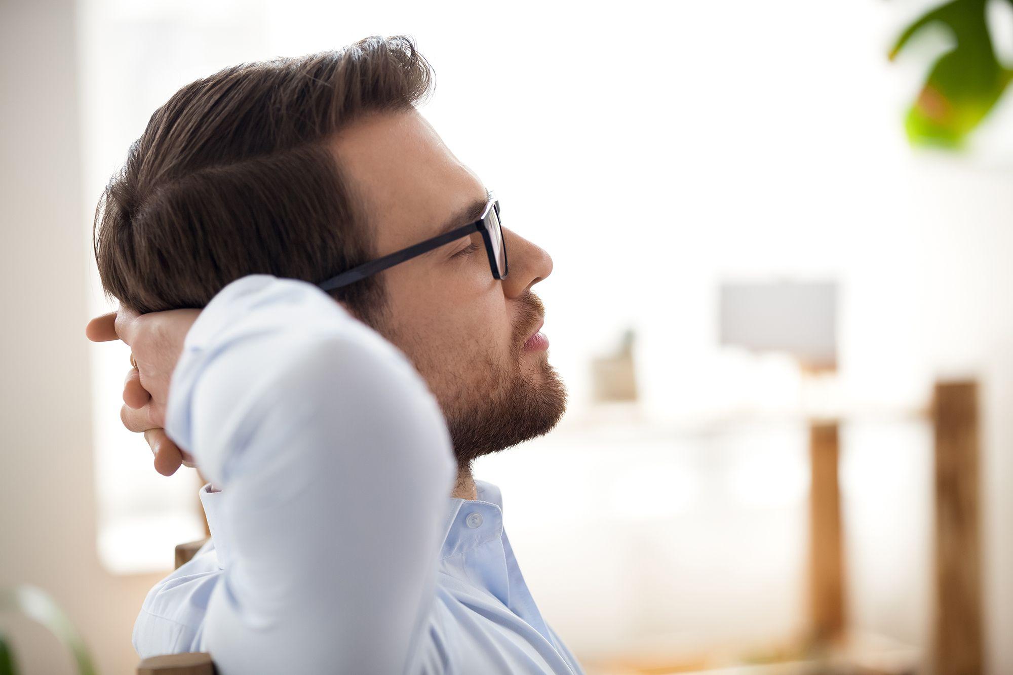 Dihalne vaje za stres pred javnim nastopom